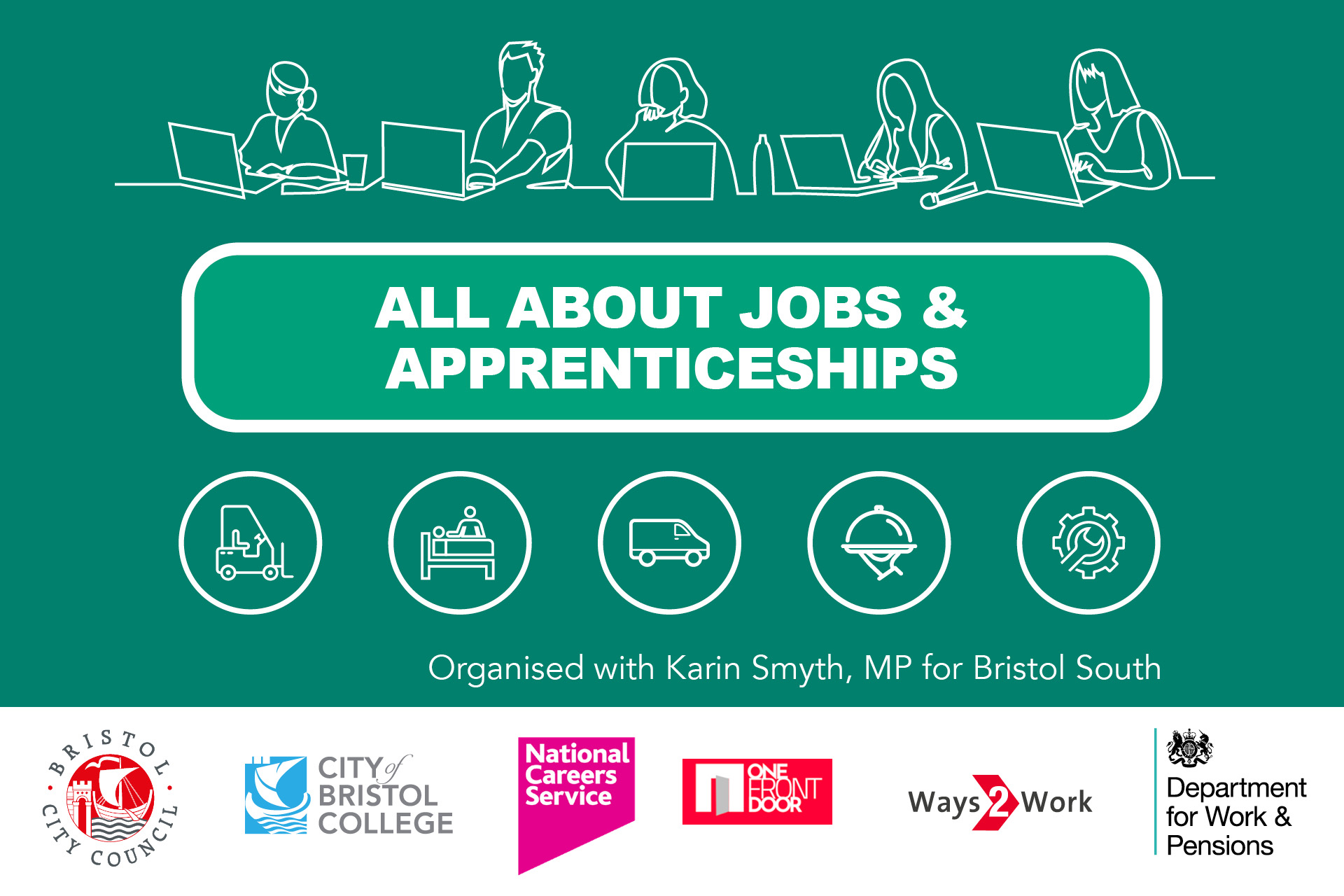 All About Jobs & Apprenticeships