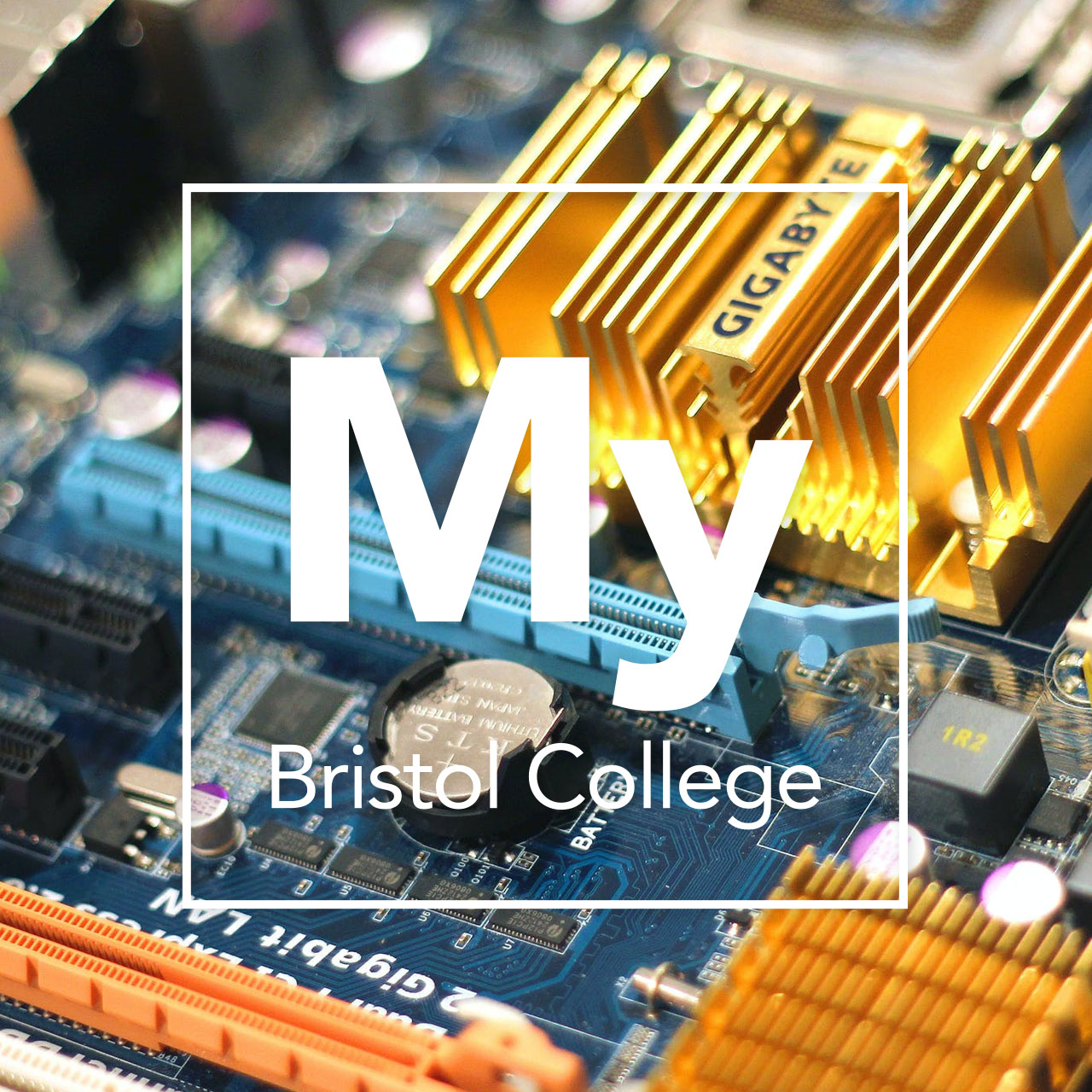 Computing with My Bristol College overlay