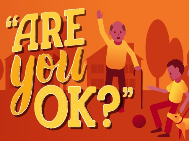 Are you OK event