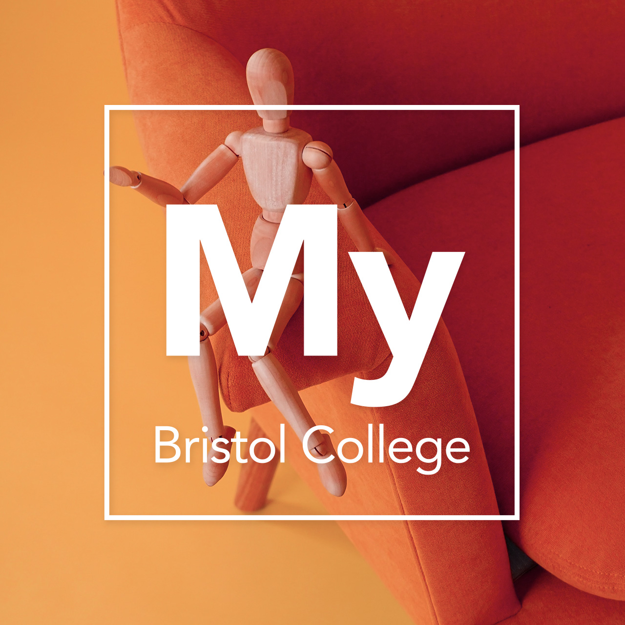 Counselling with My Bristol College overlay