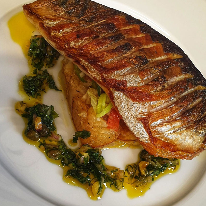 Craig Sherrington's mackerel