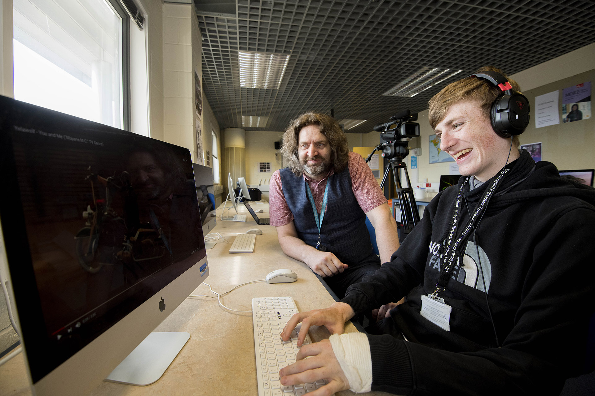 Creative and DIgital Students
