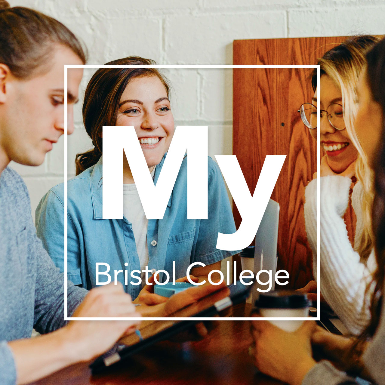 My Bristol College - City of Bristol College campaign image