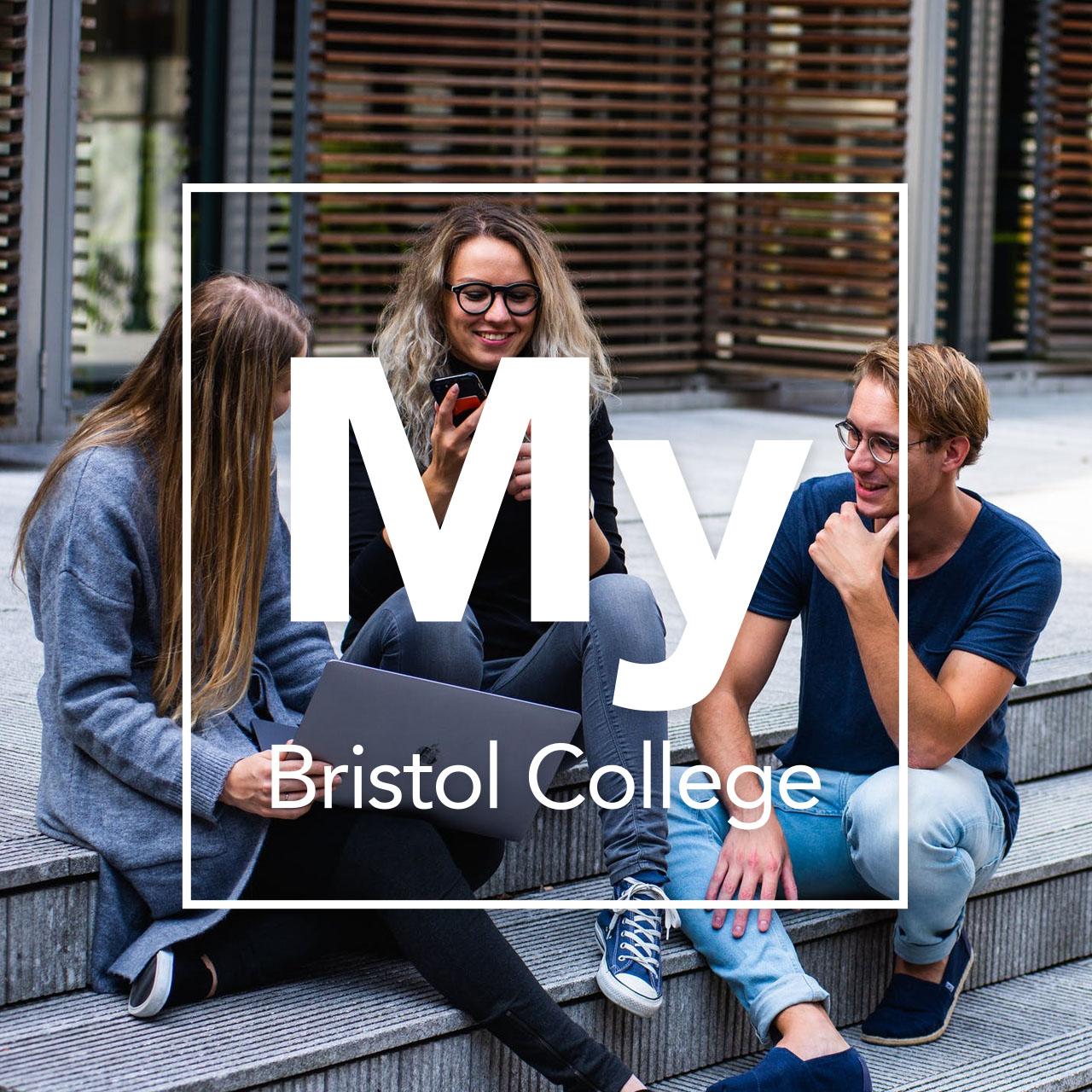 My Bristol College campaign image