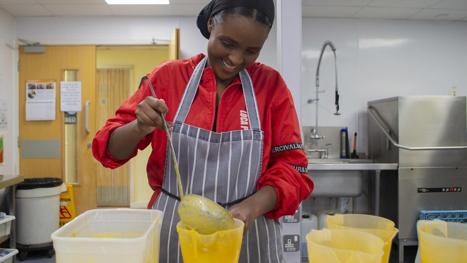 Internship (SEN) - Student catering