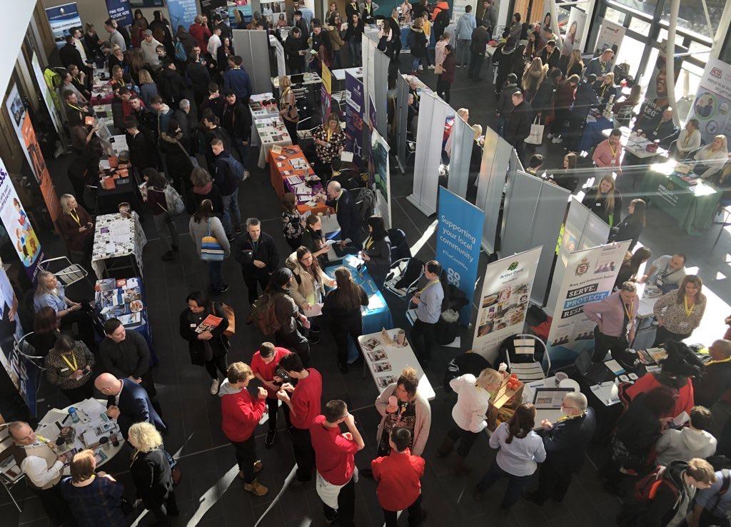 Jobs and apprenticeships fair 2020