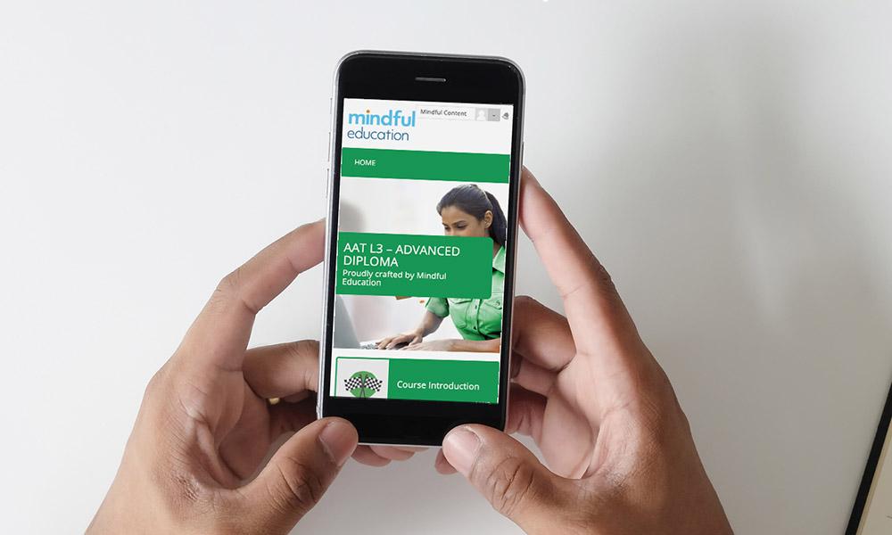 Mindful mobile education