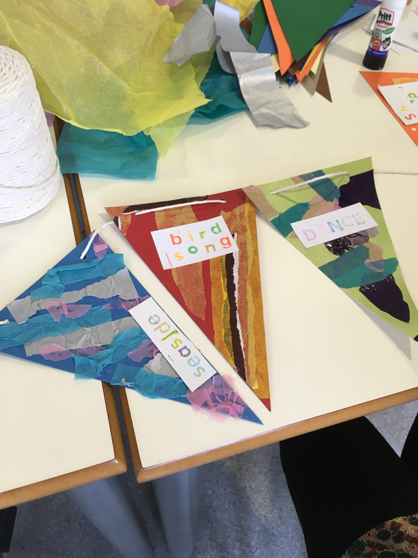 Creative Arts Therapy Studies project